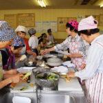 いなべ地域「新予約上期一斉班会&料理講習会を開催」
